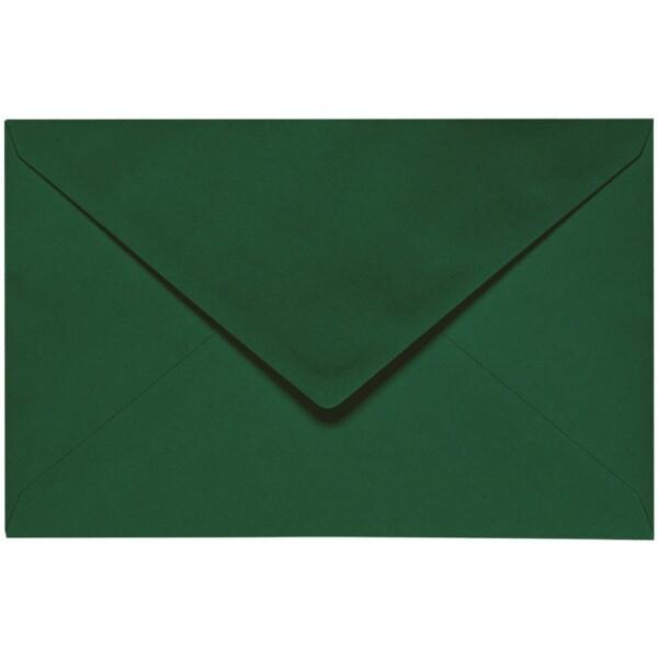 Artoz 1001 - 'Racing Green' Envelope. 140mm x 90mm 100gsm B7 Gummed Envelope.