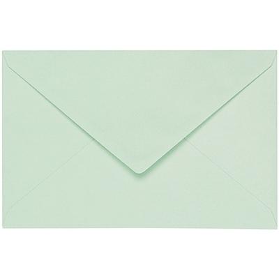 Artoz 1001 - 'Pale Mint' Envelope. 140mm x 90mm 100gsm B7 Gummed Envelope.