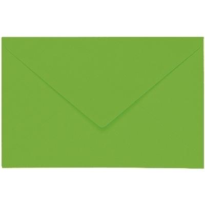 Artoz 1001 - 'Pea Green' Envelope. 140mm x 90mm 100gsm B7 Gummed Envelope.