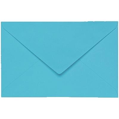 Artoz 1001 - 'Turquoise' Envelope. 140mm x 90mm 100gsm B7 Gummed Envelope.