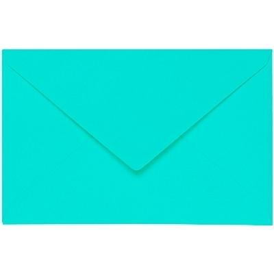 Artoz 1001 - 'Emerald Green' Envelope. 140mm x 90mm 100gsm B7 Gummed Envelope.