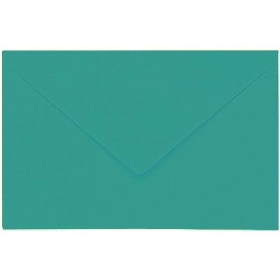 Artoz 1001 - 'Tropical Green' Envelope. 140mm x 90mm 100gsm B7 Gummed Envelope.