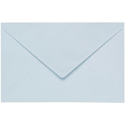 Artoz 1001 - 'Sky Blue' Envelope. 140mm x 90mm 100gsm B7 Gummed Envelope.