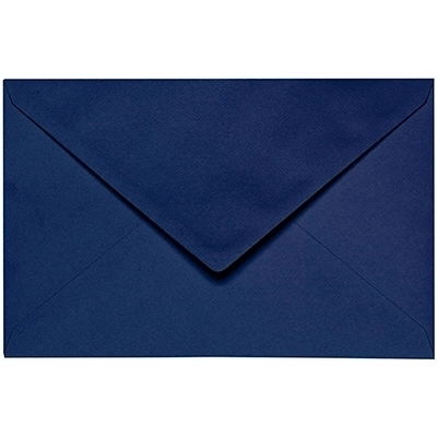 Artoz 1001 - 'Classic Blue' Envelope. 140mm x 90mm 100gsm B7 Gummed Envelope.