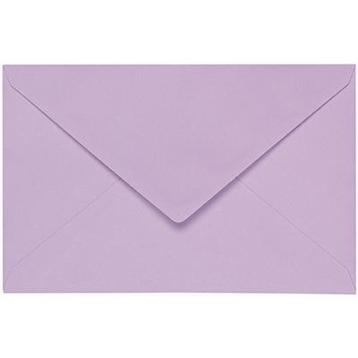 Artoz 1001 - 'Lilac' Envelope. 140mm x 90mm 100gsm B7 Gummed Envelope.