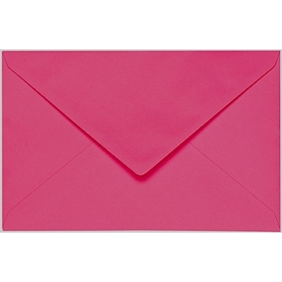 Artoz 1001 - 'Fuchsia' Envelope. 140mm x 90mm 100gsm B7 Gummed Envelope.