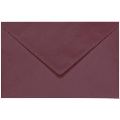 Artoz 1001 - 'Marsala' Envelope. 140mm x 90mm 100gsm B7 Gummed Envelope.