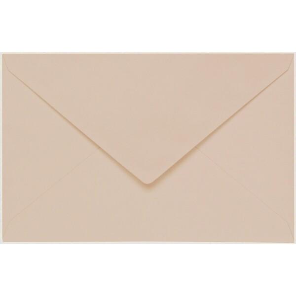 Artoz 1001 - 'Apricot' Envelope. 140mm x 90mm 100gsm B7 Gummed Envelope.