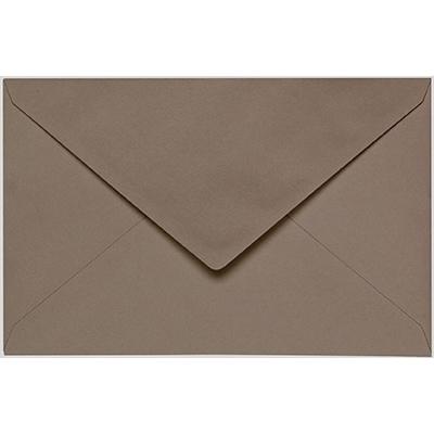 Artoz 1001 - 'Taupe' Envelope. 140mm x 90mm 100gsm B7 Gummed Envelope.