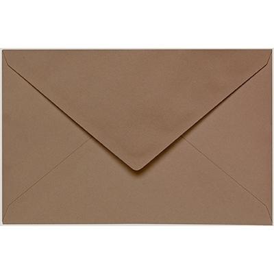 Artoz 1001 - 'Olive' Envelope. 140mm x 90mm 100gsm B7 Gummed Envelope.