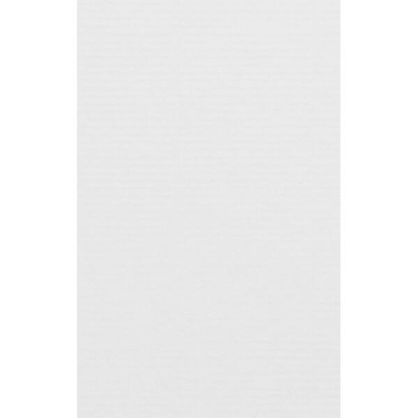 Artoz 1001 - 'Blossom White' Card. 135mm x 85mm 220gsm B7 Card.