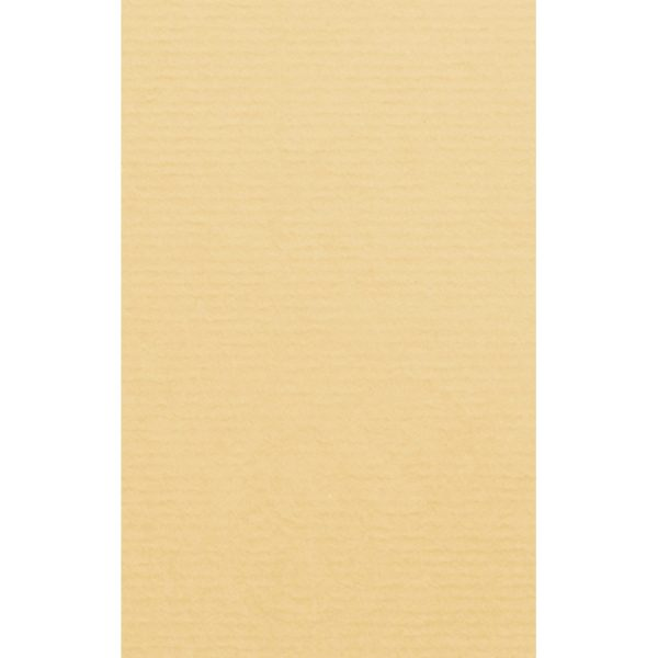 Artoz 1001 - 'Honey Yellow' Card. 135mm x 85mm 220gsm B7 Card.