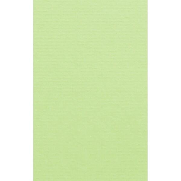 Artoz 1001 - 'Birchtree Green' Card. 135mm x 85mm 220gsm B7 Card.