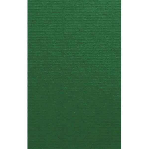 Artoz 1001 - 'Racing Green' Card. 135mm x 85mm 220gsm B7 Card.