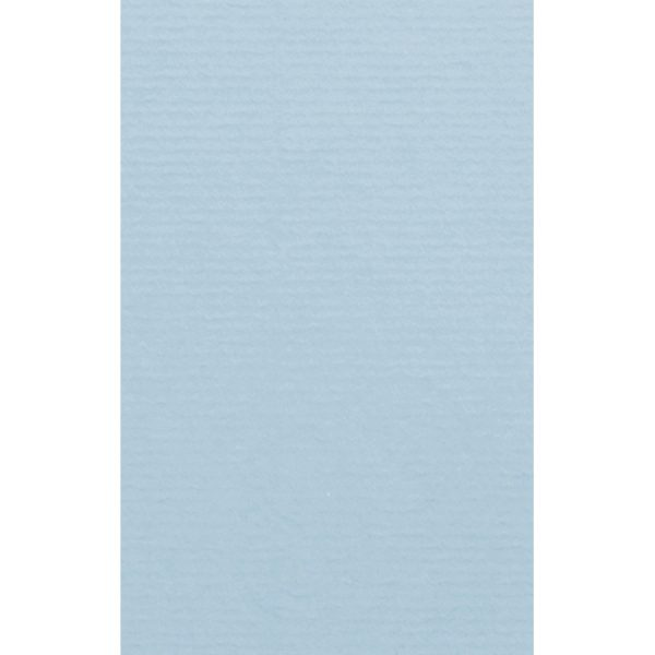 Artoz 1001 - 'Pastel Blue' Card. 135mm x 85mm 220gsm B7 Card.