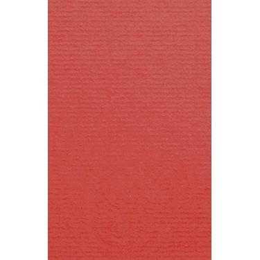 Artoz 1001 - 'Red' Card. 135mm x 85mm 220gsm B7 Card.