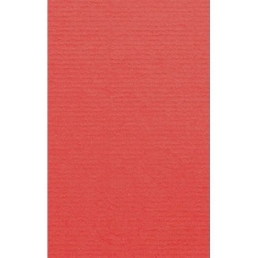 Artoz 1001 - 'Light Red' Card. 135mm x 85mm 220gsm B7 Card.