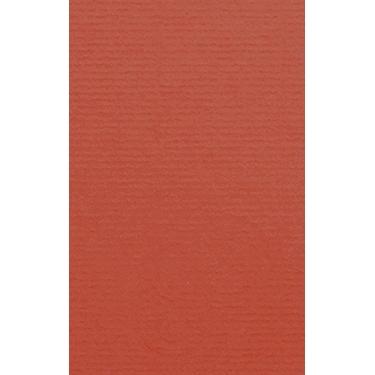 Artoz 1001 - 'Fire Red' Card. 135mm x 85mm 220gsm B7 Card.