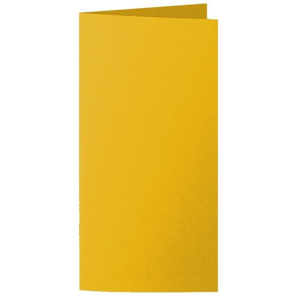 Artoz 1001 - 'Kiwi' Card. 210mm x 210mm 220gsm DL Bi-Fold (Long Edge) Card.