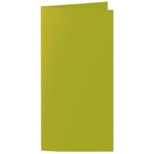 Artoz 1001 - 'Bamboo' Card. 210mm x 210mm 220gsm DL Bi-Fold (Long Edge) Card.