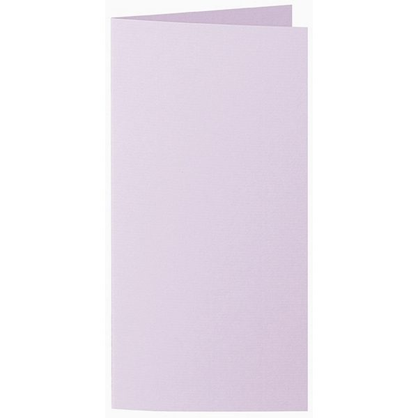 Artoz 1001 - 'Rose Quartz' Card. 210mm x 210mm 220gsm DL Bi-Fold (Long Edge) Card.