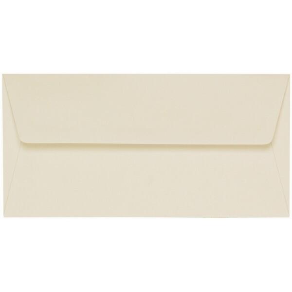Artoz 1001 - 'Chamois' Envelope. 220mm x 110mm 100gsm DL Peel/Seal Lined Envelope.