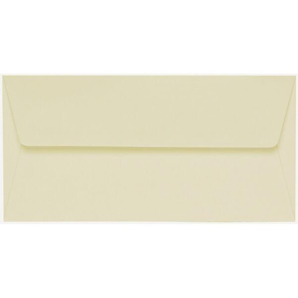 Artoz 1001 - 'Crema' Envelope. 220mm x 110mm 100gsm DL Peel/Seal Lined Envelope.