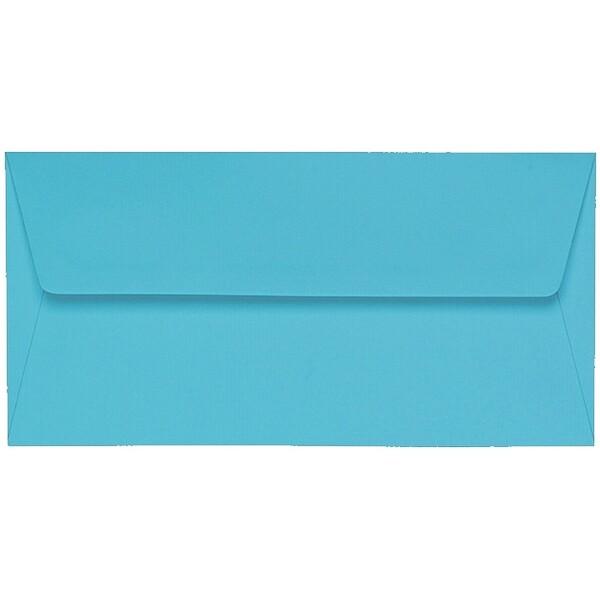 Artoz 1001 - 'Turquoise' Envelope. 220mm x 110mm 100gsm DL Peel/Seal Lined Envelope.