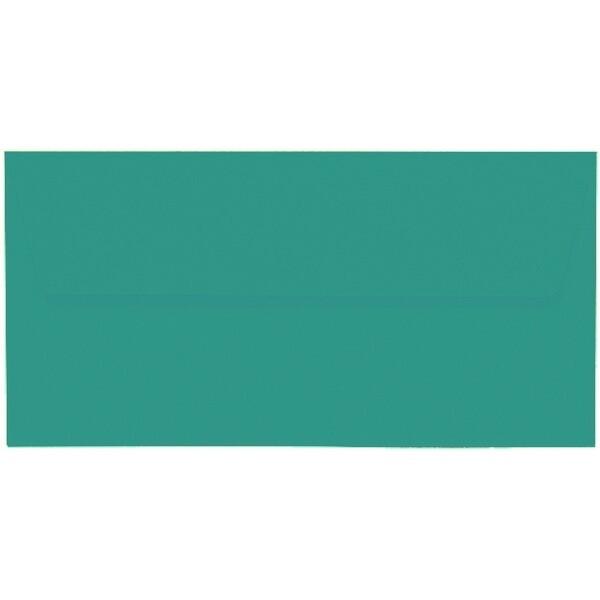 Artoz 1001 - 'Tropical Green' Envelope. 220mm x 110mm 100gsm DL Peel/Seal Lined Envelope.