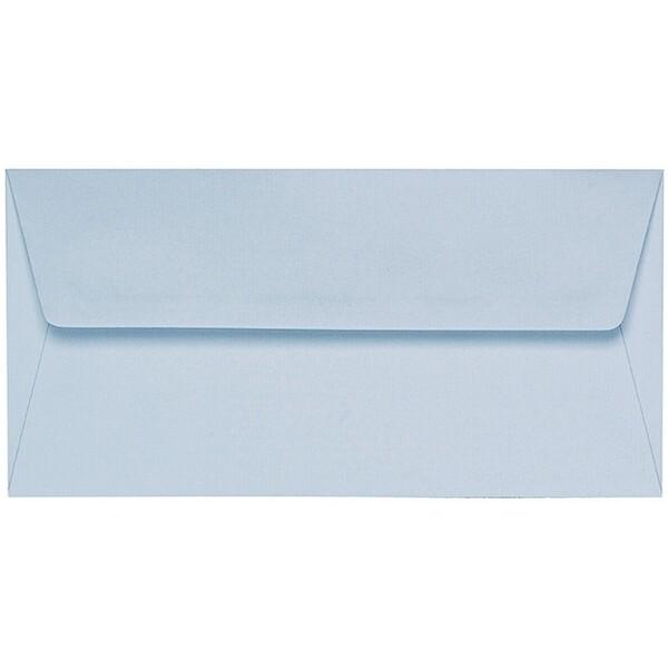 Artoz 1001 - 'Aqua' Envelope. 220mm x 110mm 100gsm DL Peel/Seal Lined Envelope.