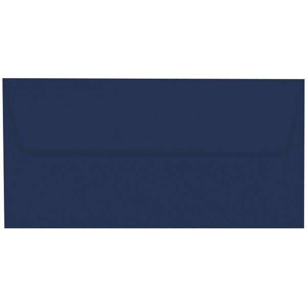 Artoz 1001 - 'Navy Blue' Envelope. 220mm x 110mm 100gsm DL Peel/Seal Lined Envelope.