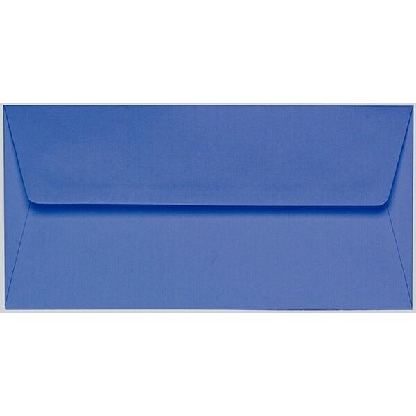Artoz 1001 - 'Royal Blue' Envelope. 220mm x 110mm 100gsm DL Peel/Seal Lined Envelope.