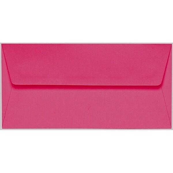 Artoz 1001 - 'Fuchsia' Envelope. 220mm x 110mm 100gsm DL Peel/Seal Lined Envelope.