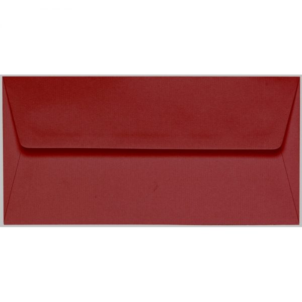 Artoz 1001 - 'Bordeaux' Envelope. 220mm x 110mm 100gsm DL Peel/Seal Lined Envelope.