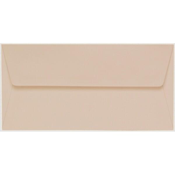 Artoz 1001 - 'Apricot' Envelope. 220mm x 110mm 100gsm DL Peel/Seal Lined Envelope.