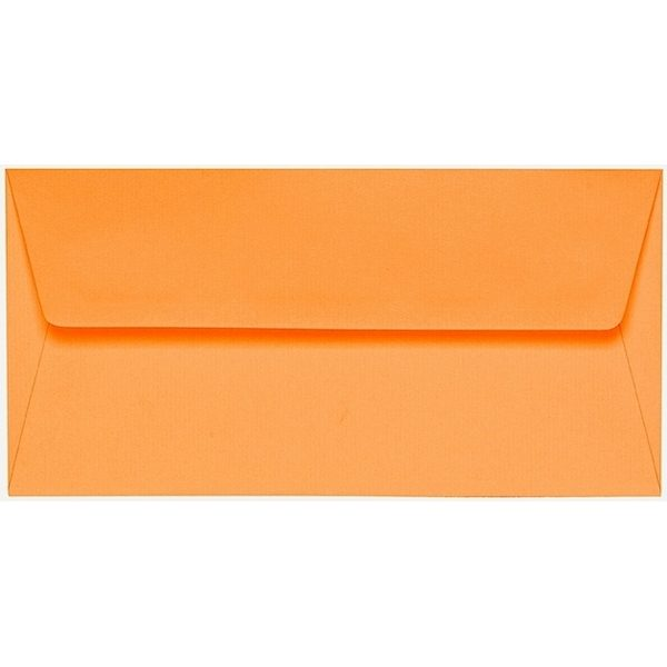 Artoz 1001 - 'Mango' Envelope. 220mm x 110mm 100gsm DL Peel/Seal Lined Envelope.