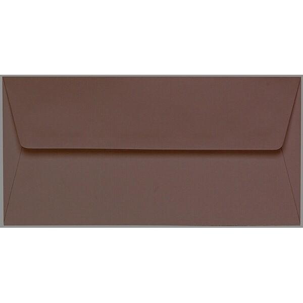 Artoz 1001 - 'Brown' Envelope. 220mm x 110mm 100gsm DL Peel/Seal Lined Envelope.