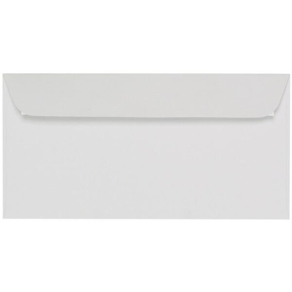 Artoz 1001 - 'Bianco White' Envelope. 224mm x 114mm 100gsm DL Peel/Seal Envelope.