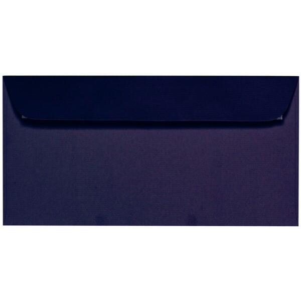 Artoz 1001 - 'Jet Black' Envelope. 224mm x 114mm 100gsm DL Peel/Seal Envelope.