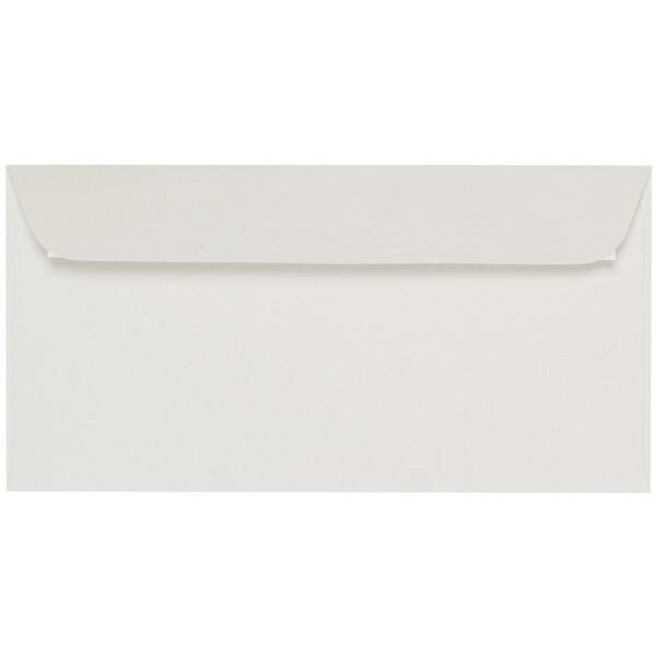 Artoz 1001 - 'Pale Ivory' Envelope. 224mm x 114mm 100gsm DL Peel/Seal Envelope.