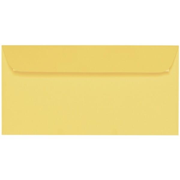 Artoz 1001 - 'Citro' Envelope. 224mm x 114mm 100gsm DL Peel/Seal Envelope.