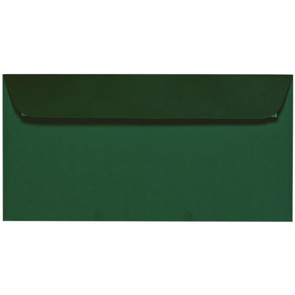 Artoz 1001 - 'Racing Green' Envelope. 224mm x 114mm 100gsm DL Peel/Seal Envelope.