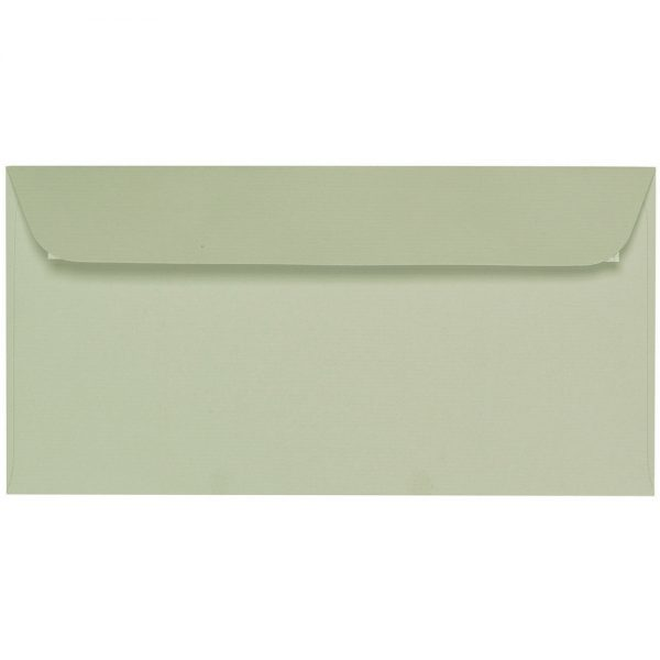 Artoz 1001 - 'Limetree' Envelope. 224mm x 114mm 100gsm DL Peel/Seal Envelope.