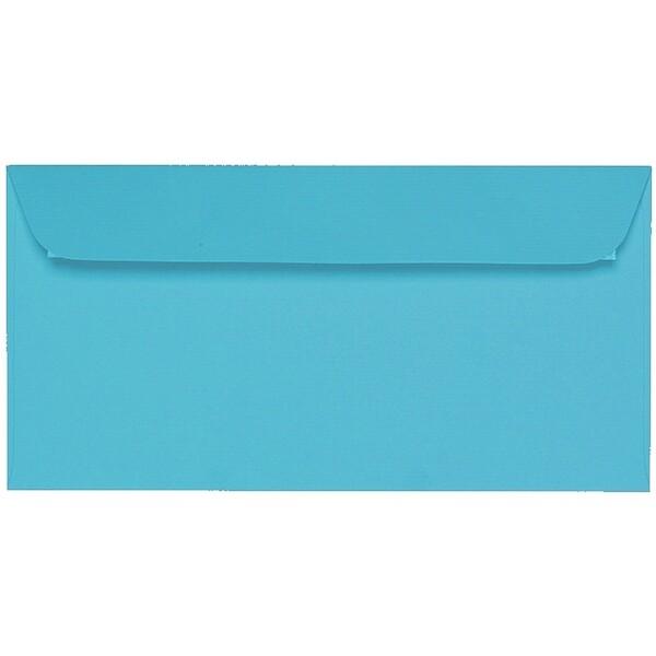Artoz 1001 - 'Turquoise' Envelope. 224mm x 114mm 100gsm DL Peel/Seal Envelope.