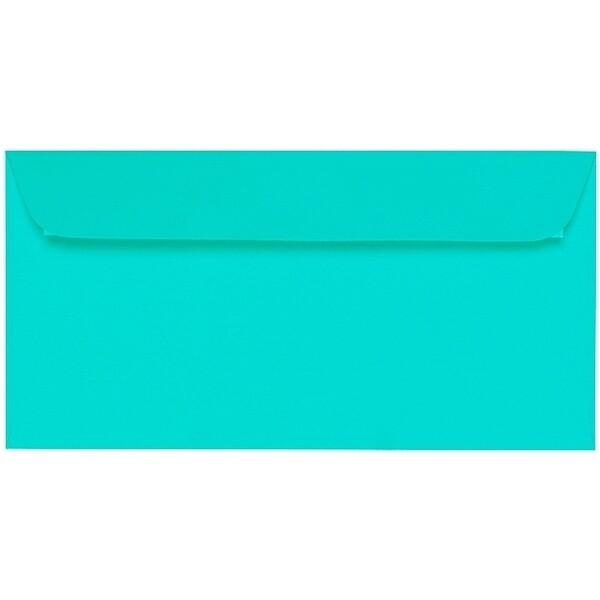Artoz 1001 - 'Emerald Green' Envelope. 224mm x 114mm 100gsm DL Peel/Seal Envelope.