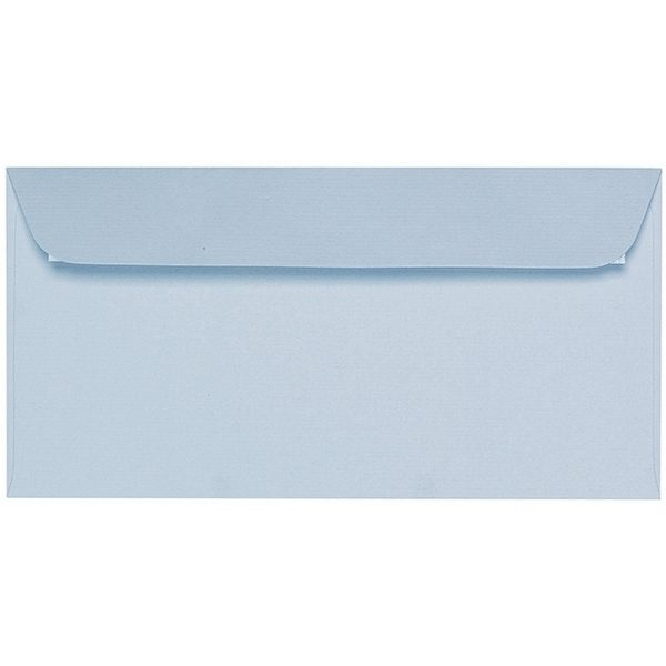 Artoz 1001 - 'Aqua' Envelope. 224mm x 114mm 100gsm DL Peel/Seal Envelope.