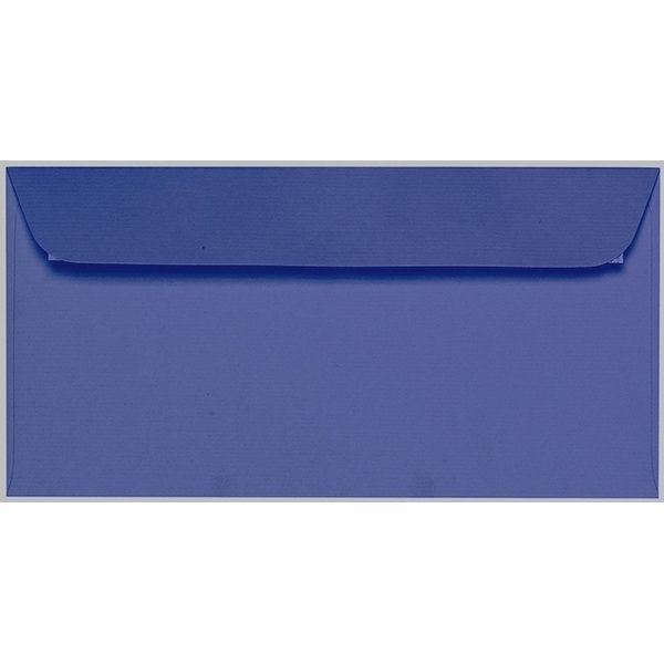 Artoz 1001 - 'Indigo' Envelope. 224mm x 114mm 100gsm DL Peel/Seal Envelope.