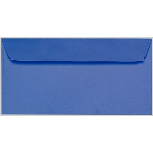 Artoz 1001 - 'Royal Blue' Envelope. 224mm x 114mm 100gsm DL Peel/Seal Envelope.