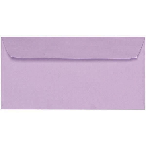 Artoz 1001 - 'Lilac' Envelope. 224mm x 114mm 100gsm DL Peel/Seal Envelope.