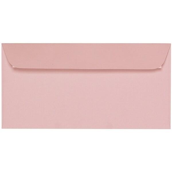 Artoz 1001 - 'Pink' Envelope. 224mm x 114mm 100gsm DL Peel/Seal Envelope.